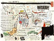 King Brand - Jean-Michel Basquiat