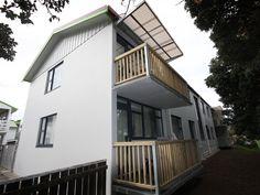 Exterior Cladding Wellington Interior Plastering Plastering, Exterior Cladding, Facades, Garage Doors, Interior, Outdoor Decor, Home Decor, Indoor, Exterior Siding
