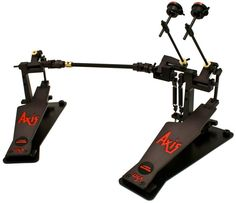 Axis Longboards Double Pedal