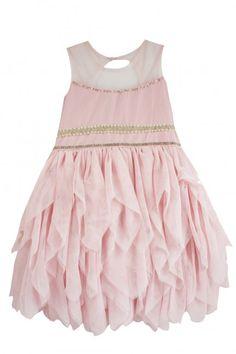 Scarlett Petal Dress by Luna Luna