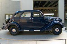 1943 Toyota AC Sedan Profile | by dutchct