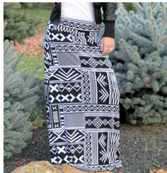 Maxi Skirt Year-End Clearance---as Low as $20.05 Shipped!