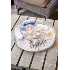 RM Amsterdam Glass Bowl - New Arrivals | Rivièra Maison