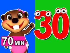 """Counting to 30"" Collection 