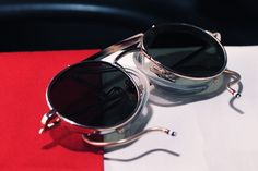 5dd39ee53f THOM BROWNE IS SERIOUSLY GOOD AT THIS Thom Browne Sunglasses