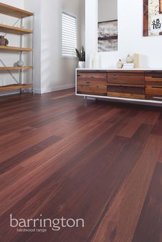 Mixed timbers - nah Living Room Wood Floor, Wood Floor Kitchen, My Living Room, Hardwood Floors, Flooring, Modern Cottage, Floor Colors, Living Room Designs, Family Room