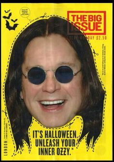 Cracks me up... luv Uncle Ozzy XX