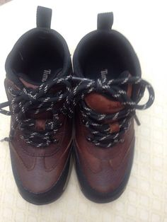 Timberland Boys Hiking Boots Size 11 5 New   eBay