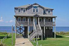 Frisco Vacation Rentals | Jersey Paddler - Soundfront Outer Banks Rental | 869 - Hatteras Rental