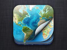 アイデア勝負、ワクワクするiOSアプリアイコンデザイン50個まとめ - Photoshop VIP