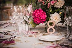 Una bucólica boda en tonos rosa: Marga & Carlos | Sweet Bodas