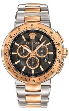 一番人気 ☆ VERSACE ☆ VFG100014 Mystique sport メンズ腕時計