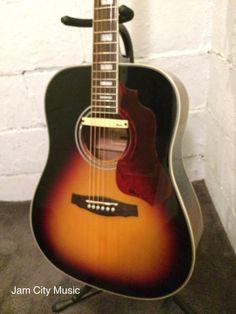 Ibanez Sge220 Vs Sage Dreadnought Acoustic Electric Guitar Vintage Sunburst Acoustic Electric Guitar Guitar Electric Guitar