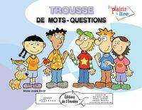 Trousse de mots-questions