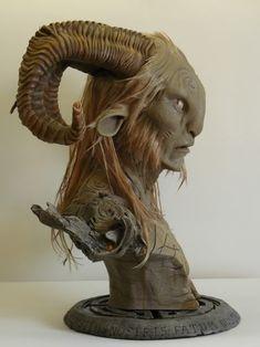 O Fauno - Escultura