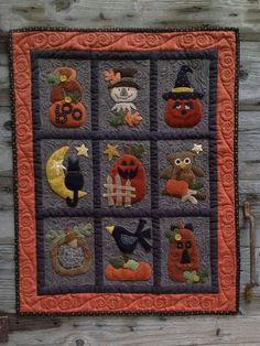 Happy Halloween by Wooden Spool