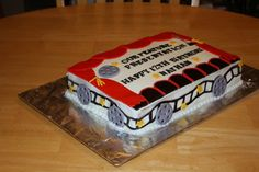 Movie Theater Cake | Movie Theater Cake - by Michelle @ CakesDecor.com - cake decorating ...