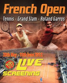 Well!!!Everyone is waiting to watch french open 2012 live stream.Infact me too waiting for french open tennis 2012 live streaming.So,Don't miss it guys!!keep watching!!    http://frenchopentennis2012livestreaming.blogspot.com/    http://bit.ly/KsloXk    http://watchfrenchopen2012livestream.wikispaces.com/    https://sites.google.com/site/frenchopen2012livestreaming/    http://frenchopentennis2012.squarespace.com/    http://frenchopentennis2012livestream.hpage.com/