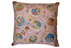 Hermès  Scarf  Pillow