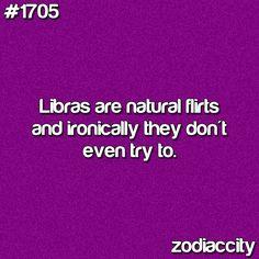 Natural flirts.