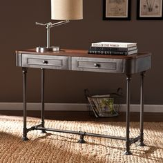 Upton Home Amaro Console/ Sofa Table - Overstock™ Shopping - Great Deals on Upton Home Coffee, Sofa & End Tables