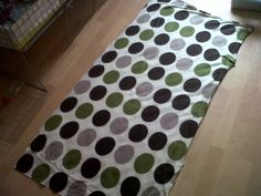 How to make a cage liner (with pic's) | The Guinea Pig Forum