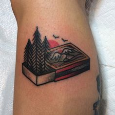 outdoors camping tattoos - Google Search