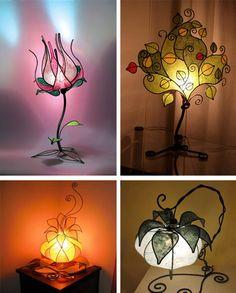 The craft of creative Lampa Lamps Dani