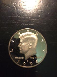 1998 Proof Half Dollar   eBay