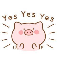 Drawing Cartoon Faces, Pig Drawing, Cartoon Pics, This Little Piggy, Little Pigs, Cute Animal Drawings, Cute Drawings, Kawaii Pig, Pig Wallpaper