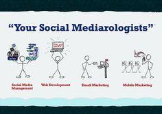 Your social Mediarologist