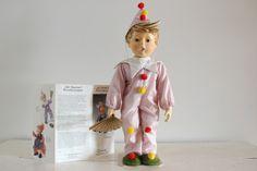 Hummel Goebel Carnaval Clown - TE KOOP bij Zolderwinkel.nl