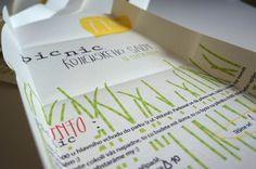 picnic invitations Picnic Invitations, Container, Paper