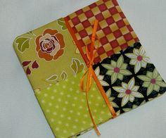 Pretty Patchwork Fabric Coaster Set of 4 by AStitchinTime72, $8.50