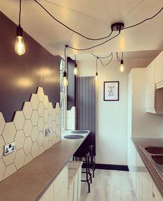 Home Renovation, Home Remodeling, Home Interior Design, Interior Decorating, Kitchen Splashback Tiles, Wall Design, House Design, Kitchen Bar Design, Accent Walls In Living Room