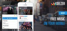 Deezer amplía su modo gratuito a dispositivos móviles sin límite de tiempo y agrega nuevas funciones.