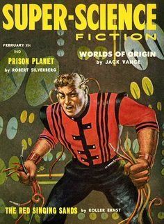 Super-Science Fiction, February 1958