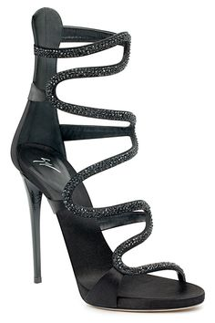 Giuseppe Zanotti - Guiseppe Zanotti Shoes 2012 Spring-Summer - LOOK 29 Women's Shoes, Cute Shoes, Me Too Shoes, Shoe Boots, Pretty Shoes, Shoes Style, Jimmy Choo, Tom Ford, Christian Louboutin