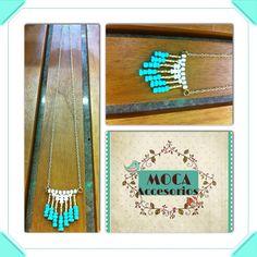 Collar Menta Ref. C.M016//