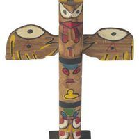 Totem poles originated with the Native Americans in the American Northwest. Carving totem poles is an ancient art form used for storytelling as many totems narrated family stories and important events. Alternatively, totem poles were thought to have spiritual powers that could ward off evil and negative energy. Totem pole arts and crafts projects...