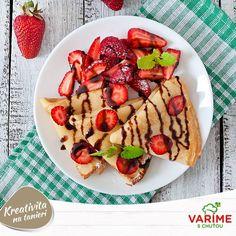 Vzhľad jedla na tanieri je veľmi dôležitý. Ako to vyzerá u vás doma? Potrpíte si na to, aby bolo jedlo naservírované tip top? Pochváľte sa nám svojimi výtvormi do komentárov.