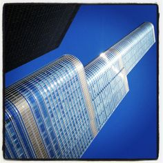 Cool building in Chicago #architecture