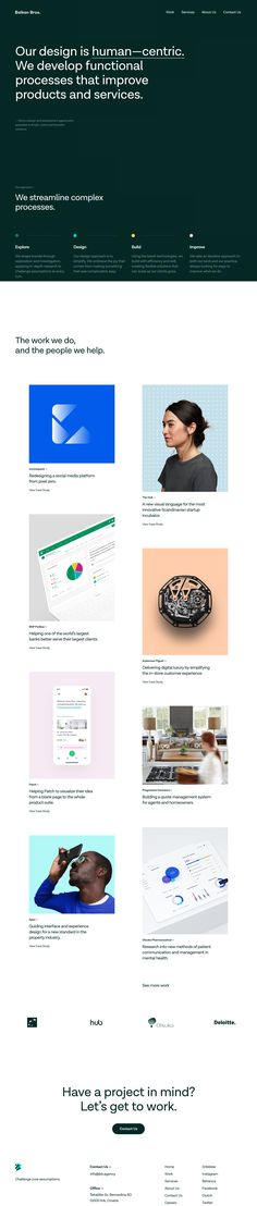 Balkan Bros landing page design inspiration - Lapa Ninja Web Design Studio, Web Ui Design, Web Design Agency, Landing Page Inspiration, Web Design Inspiration, Website Design Layout, Layout Design, Scale Design, Landing Page Design