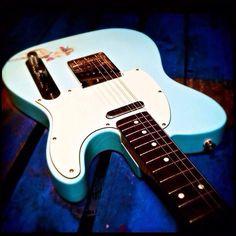 Guitare Guitar MARIO MARTIN  Telecaster made in USA