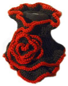 scaldacollo realizzato con la tecnica dell' uncinetto iperbolico, #hyperbolic crochet #cowl