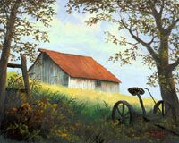 Dorothy Dent, I love to paint from her books.