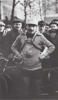 Tour de France 1910. Octave Lapize (1887-1917)