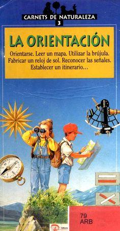 """""""Levanta la cabeza: observa la forma de las nubes y su curso en el cielo; aprende los otros nombres de Eolo y ¡podrás salir de marcha con las manos en los bolsillos y la nariz al viento! Busca este libro en http://absys.asturias.es/cgi-abnet_Bast/abnetop?ACC=DOSEARCH&xsqf01=orientacion+carnets+naturaleza+pillot+telleria"""