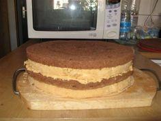 Prevratena torta , netradičné korpusy, fotopostupy | Tortyodmamy.sk Tiramisu, Ethnic Recipes, Food, Essen, Meals, Tiramisu Cake, Yemek, Eten