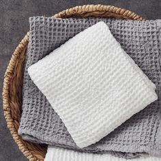 The Mikawa Towel is one of our most luxurious and sumptuous towel collections. Made using 100% organic cotton with a generous fabric density of 350 GSM, this waffle weave design puts quality first. #urbanara